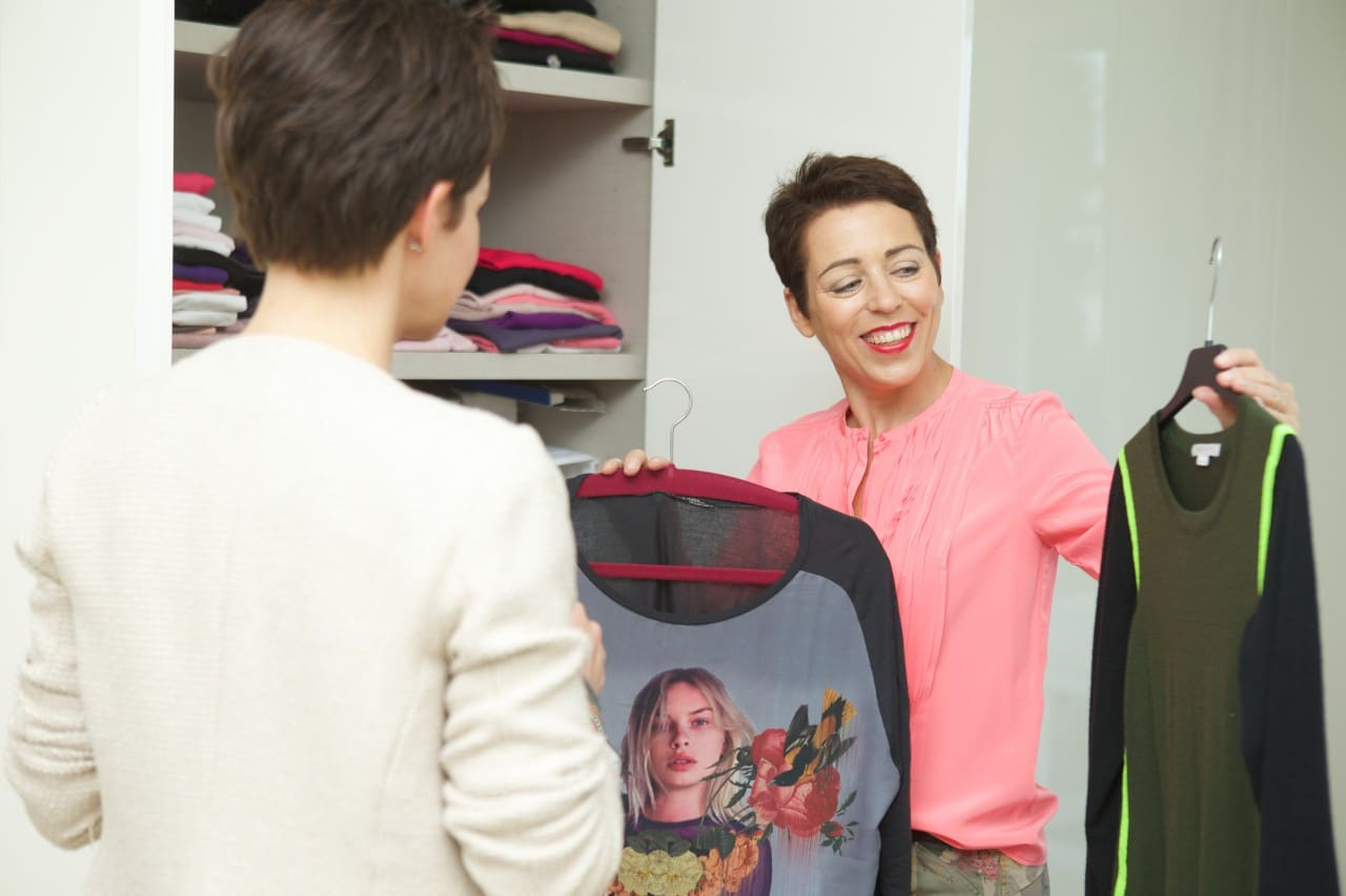 Garderoben-Check_Auswahl_neue Kombinationen im Kleiderschrank suchen