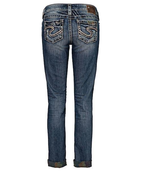 Jeans, Formsache, Po, Gesäßtasche