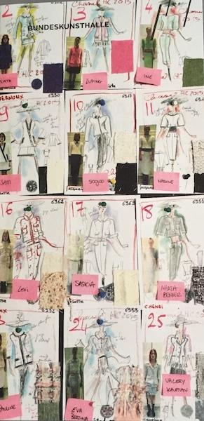 Modemethode, Karl Lagerfeld, Bundeskunsthalle Bonn, Kunst-und Ausstellungshalle Bonn