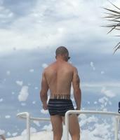 Freizeitmode Männer, Bademode Männer, Badehose Panty