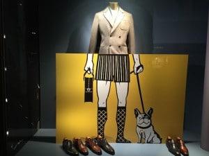 Businessmode, Bertoli Outfit