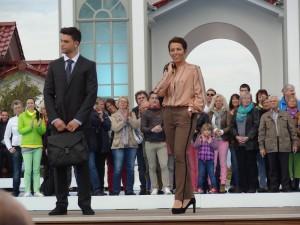 Event-Highlight ZDF Fernsehgarten