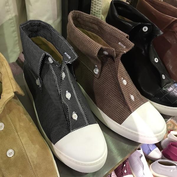 Fashion Week News Schuhe oder Oberhemd