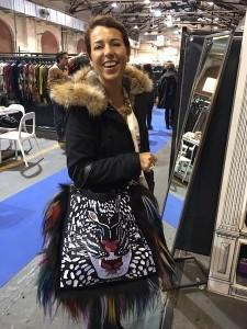 Fashion Week News Tasche als Hingucker
