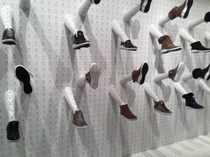 Fashion Week Schuhe für nächstes Jahr