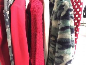 Kleidertauschparty 2016 Rot-Grün-Mix