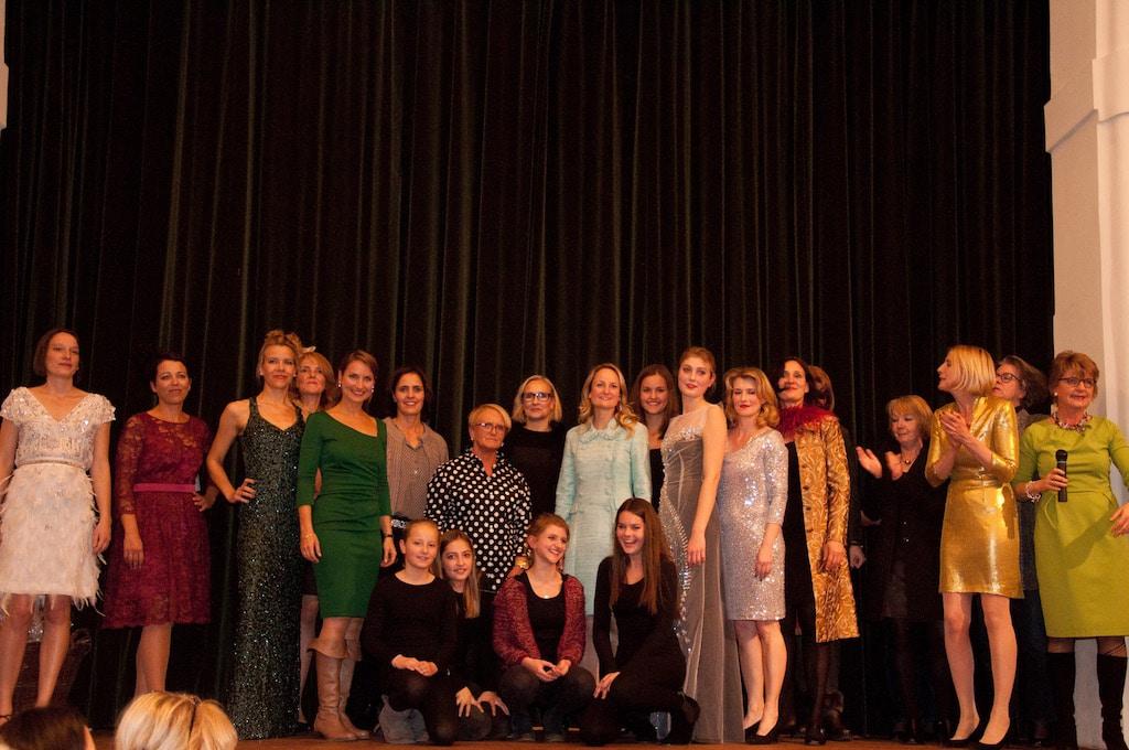Modenschau Godesbürgerinnen 2014
