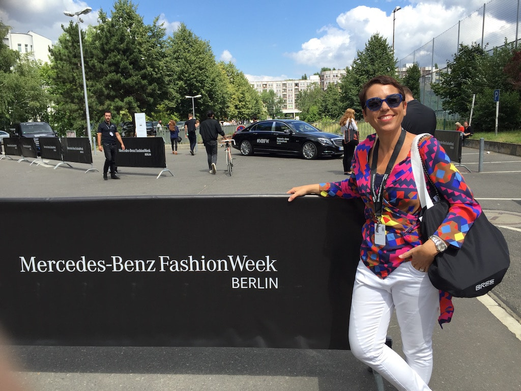 Mercedes Benz Fashion Week Berlin 2016