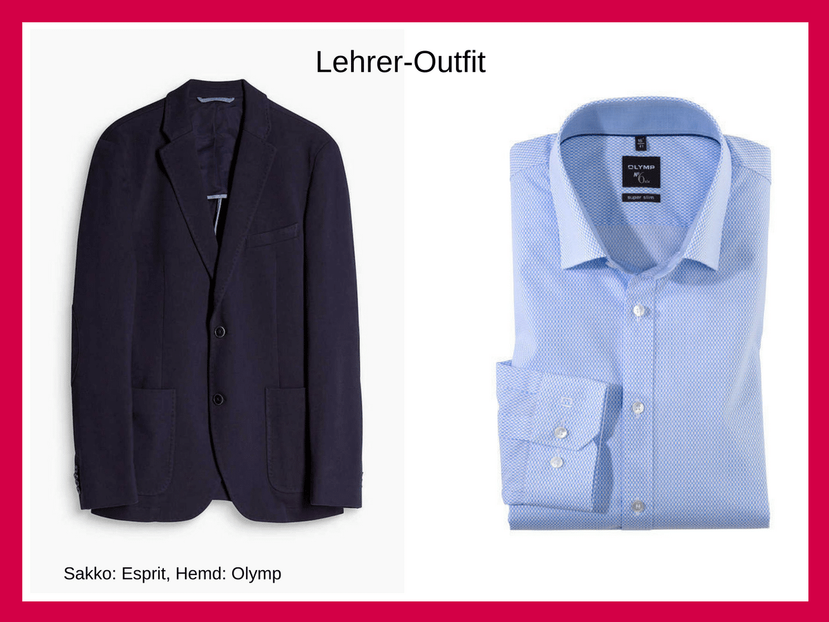 Lehrer-Outfit