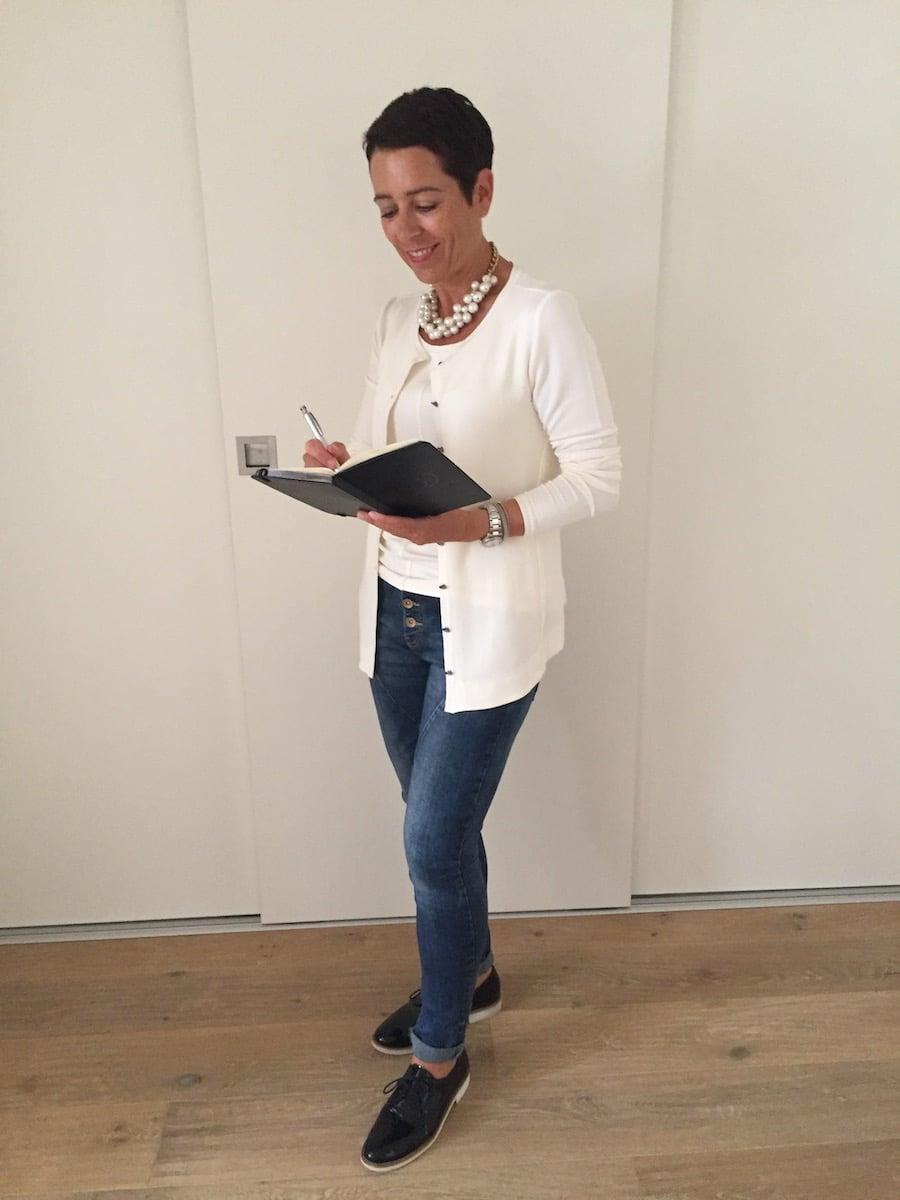 Lehrerinnen-Outfit