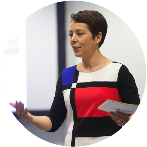 Claudia Reuschenbach Vortrag