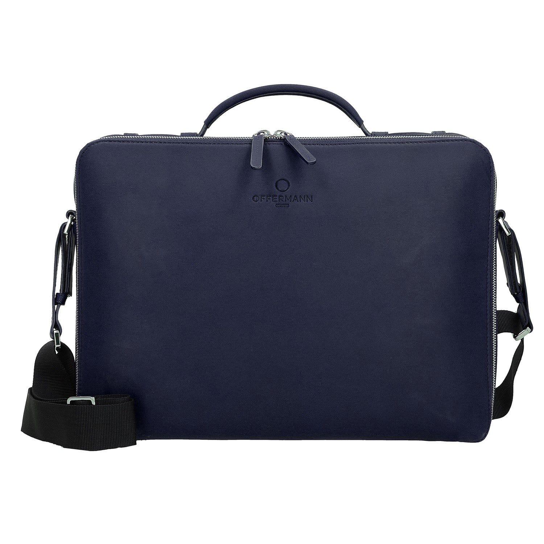 Blaue Tasche Offermann