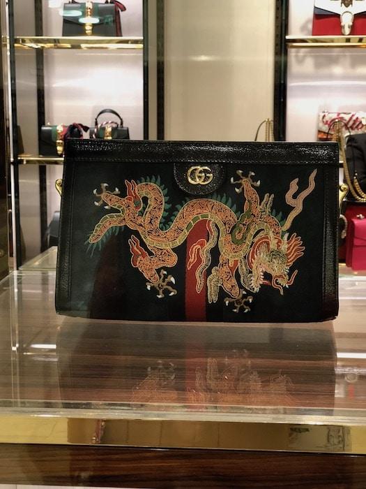 Gucci Drachentasche