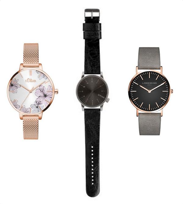 Business Accessoires Uhren