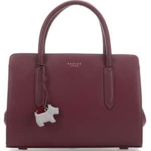 Bordeauxfarbene Tasche Radley