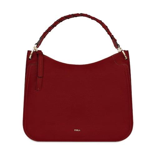 Rote Tasche Furla