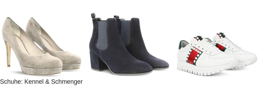 Capsule Wardrobe Schuhe