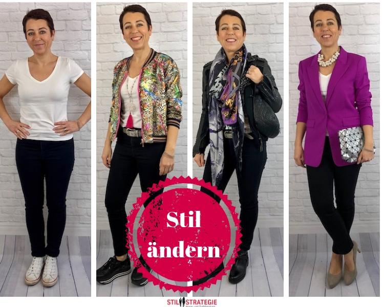 check out 4ef17 fcd0c So änderst du deinen Kleidungsstil - ganz easy | Stilstrategie