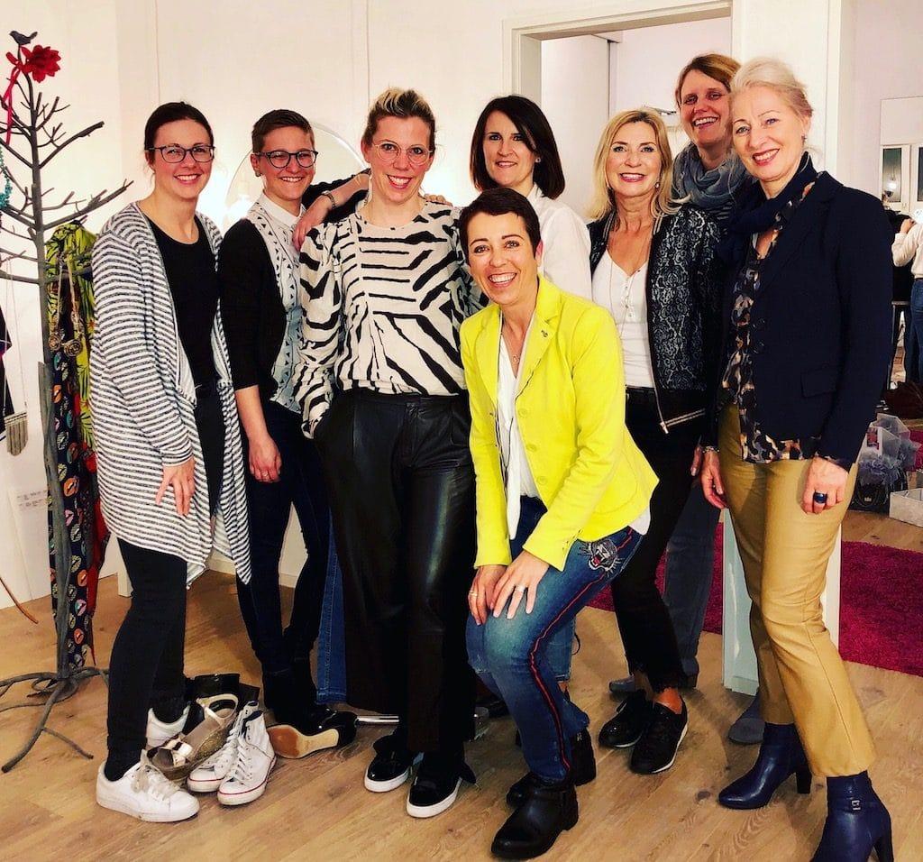 Themenabend Stilstrategie Claudia Reuschenbach
