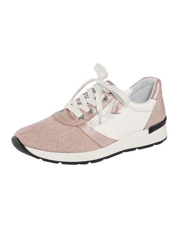 Vamos Sneakers rosa weiß