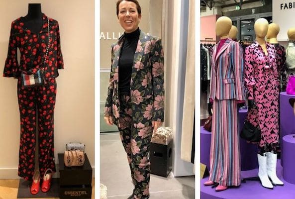 All-over-prints als Geburtstagsoutfit