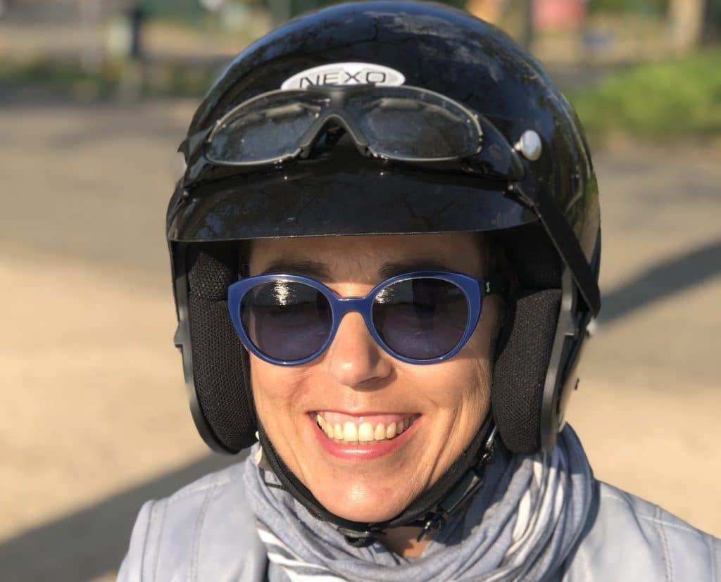 Claudia Reuschenbach Cateye Brille zu herzförmigem Gesicht